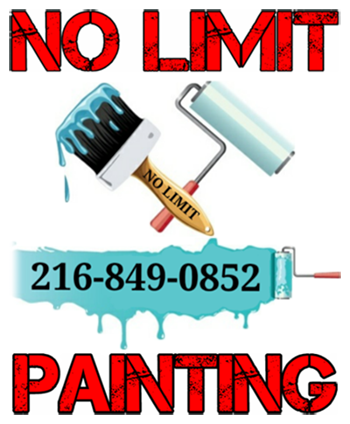 No Limit Painting Logo