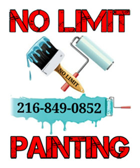 No Limit Painting LLC's Logo